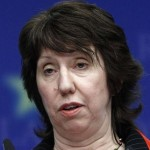 Catherine Ashton leadership style mask
