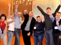 Russian Innovators, Innovation Team Vadim Kotelnikov, Dubna, Russia