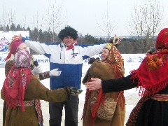 Russian festivals: Maslennitsa - farewell to winter, pancake holiday